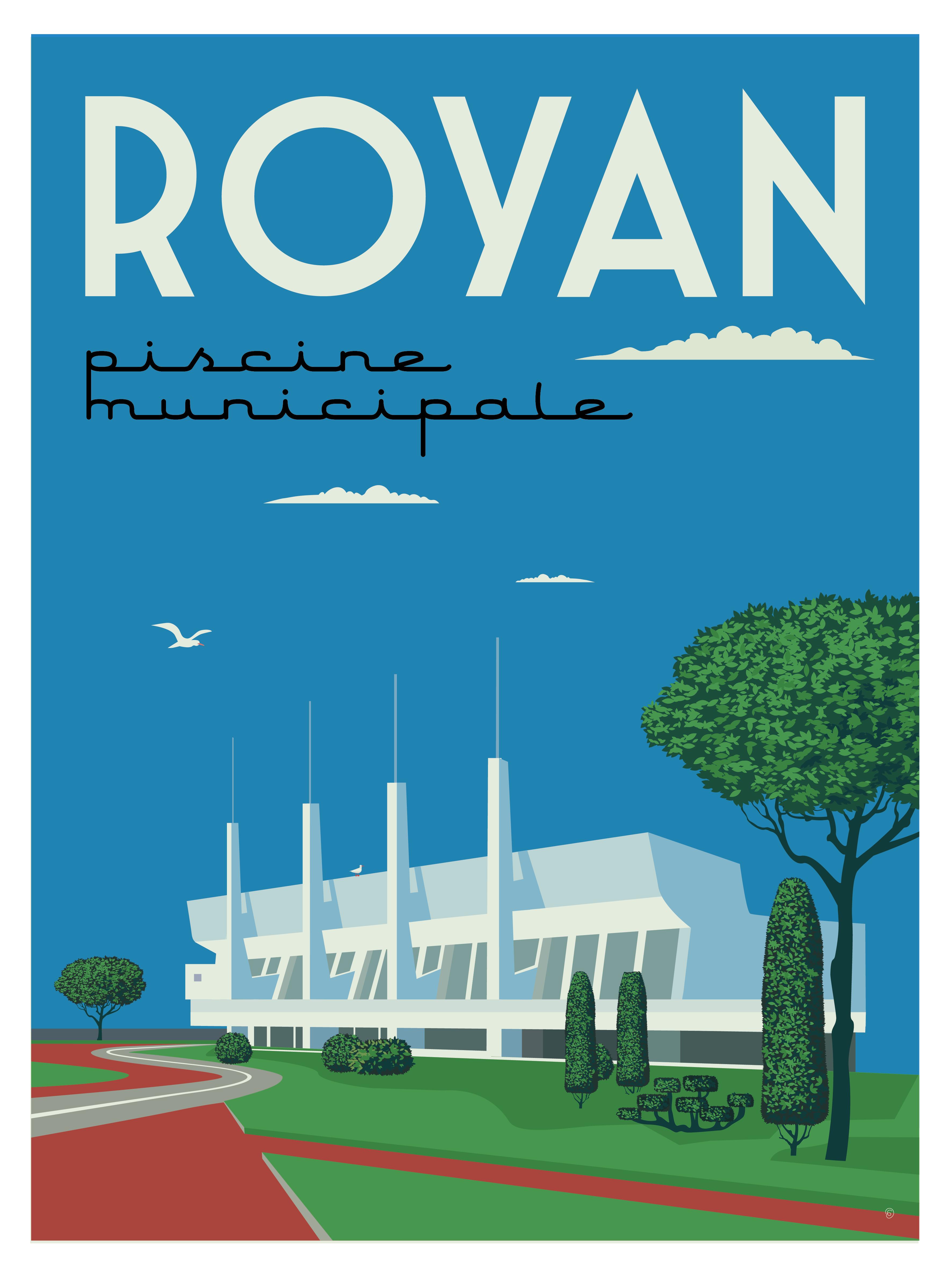 Royan Piscine Municipale #1