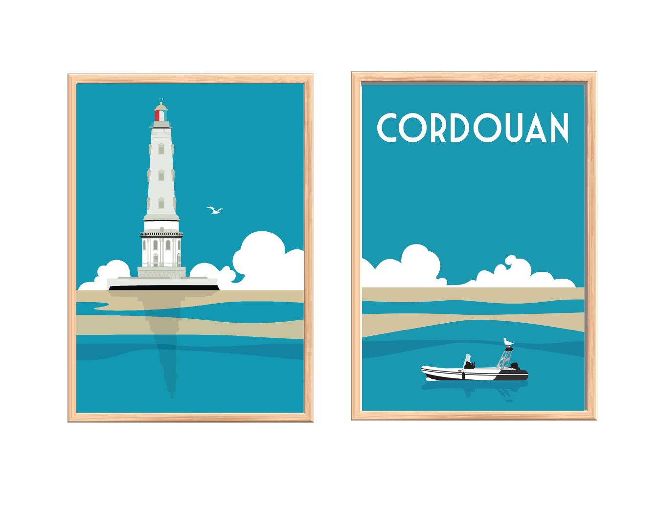 Click&Collect Royan - Cordouan dyptique